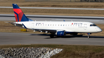 A picture of N823MD - Embraer E170SU - Delta Air Lines - © mariaLXY