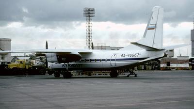 RA-46667 - Antonov An-24RV - Arkhangelsk Airlines (AVL)
