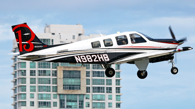 N982HB - Beechcraft G36 Bonanza - Private