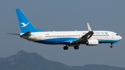 B-1455 - Boeing 737-85C - Xiamen Airlines