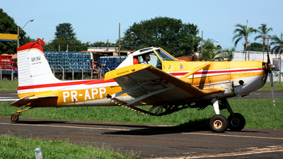 PR-APP - Cessna A188 Ag Wagon - Private