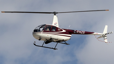 C-FHZE - Robinson R44 Clipper II - Airborne Energy Solutions