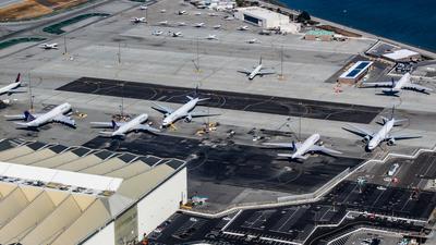 KSFO - Airport - Ramp