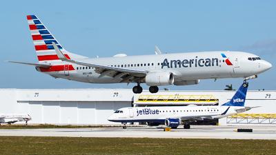 N806NN - Boeing 737-823 - American Airlines
