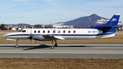OY-NPF - Fairchild SA227-DC Metro 23 - North Flying