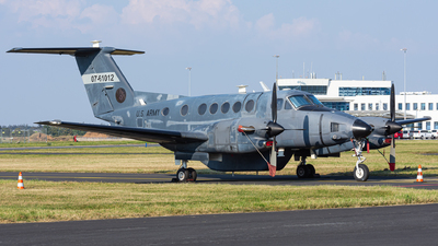 07-61012 - Beechcraft 300LW Super King Air - United States - US Army