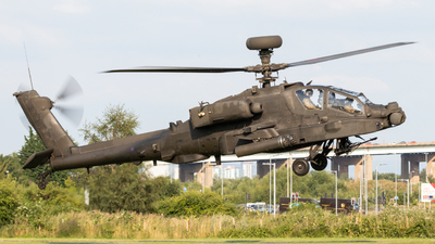 A picture of ZJ213 - Westland WAH64 Apache -  - © Archie B