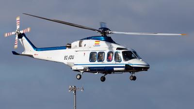 EC-JOU - Agusta-Westland AW-139 - Inaer