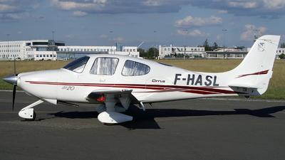 F-HASL - Cirrus SR20 - Private