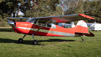 N4433B - Cessna 170B - Private