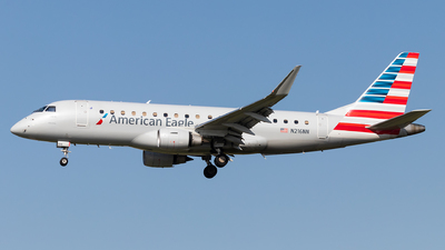 N216NN - Embraer 170-200LR - American Eagle (Compass Airlines)