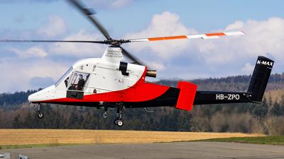 HB-ZPO - Kaman K-1200 K-Max - Rotex Helikopter