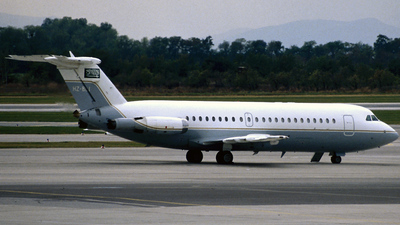 HZ-BL1 - British Aircraft Corporation BAC 1-11 Series 401AK - Private