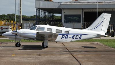 A picture of PRKCA - Piper 34220T Seneca - [3449467] - © Bruno Orofino
