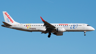 EC-LIN - Embraer 190-200LR - Air Europa Express