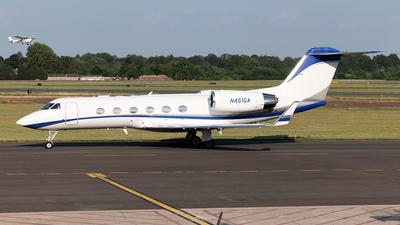 N451GA - Gulfstream G-IV(SP) - Private