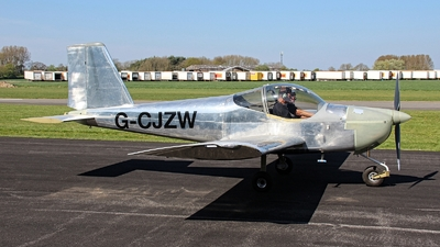 G-CJZW - Vans RV-12 - Private