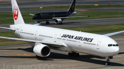 JA8941 - Boeing 777-346 - Japan Airlines (JAL)