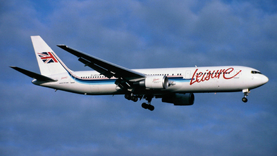 G-UKLI - Boeing 767-39H(ER) - Leisure International Airways