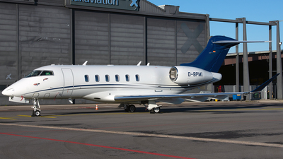 A picture of DBPMI - Bombardier Challenger 350 - [20822] - © PAUL LINK