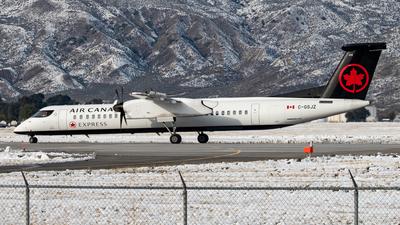 A picture of CGSJZ - De Havilland Canada Dash 8400 - Air Canada - © MShakespeare