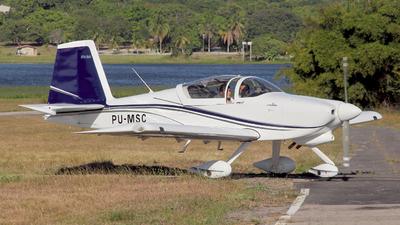 PU-MSC - Vans RV-9A - Private