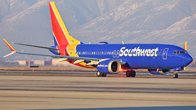 N8730Q - Boeing 737-8 MAX - Southwest Airlines