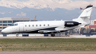 N991RL - Gulfstream G200 - Private