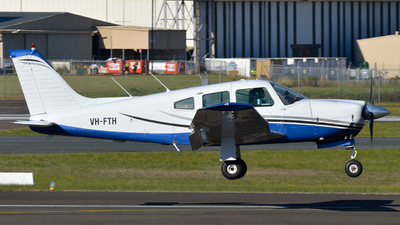 VH-FTH - Piper PA-28R-201 Arrow III - Private
