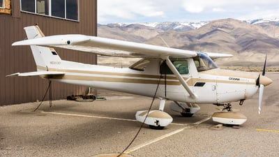 N89600 - Cessna 152 II - Private
