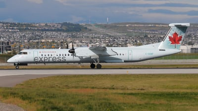 C-GGNF - Bombardier Dash 8-Q402 - Air Canada Express (Jazz Aviation)