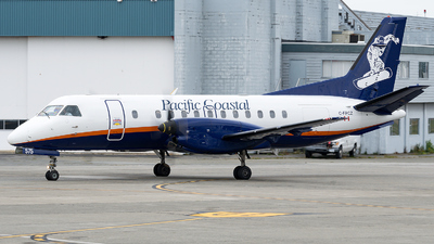 C-FPCZ - Saab 340B - Pacific Coastal Airlines