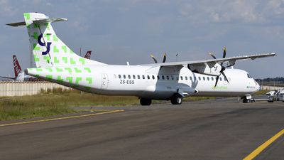 ZS-ESS - ATR 72-212A(600) - Green Africa AIrways