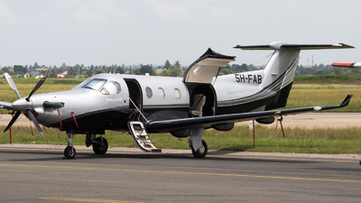 5H-FAB - Pilatus PC-12/45 - Coastal Aviation