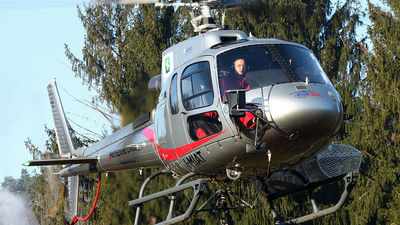 I-MIAT - Airbus Helicopters H125 - E+S Air