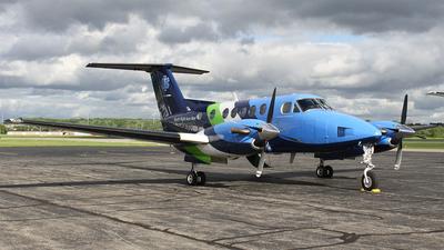 N610TA - Beechcraft B200 Super King Air - North Flight Aero Med