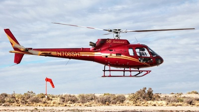 N708SH - Eurocopter AS 350B2 SuperStar - Sundance Helicopters