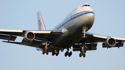 B-2471 - Boeing 747-4J6(M) - Air China