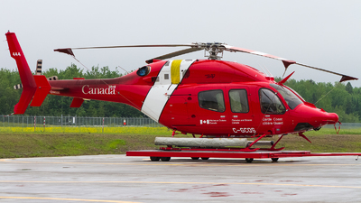 C-GCQS - Bell 429 Global Ranger - Canada - Coast Guard