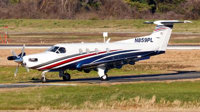 N859PL - Pilatus PC-12/47 - H2O Aviation
