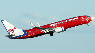 VH-VUX - Boeing 737-8FE - Virgin Blue Airlines