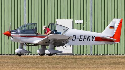 D-EFKY - Robin DR200 - Flugsportgemeinschaft Soest