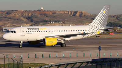 EC-LRZ - Airbus A319-112 - Vueling Airlines