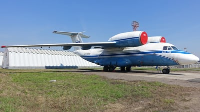 RF-72012 - Antonov An-72 - Russia - Federal Security Service