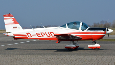 D-EPUD - Bolkow Bo.209C Monsun 160RV - Private