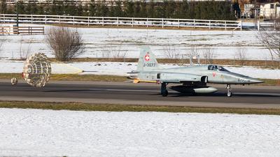 J-3077 - Northrop F-5E Tiger II - Switzerland - Air Force