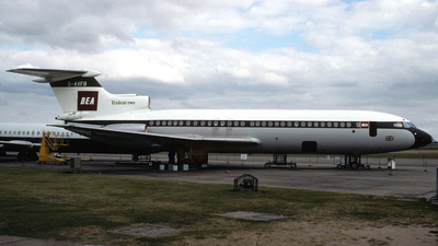G-AVFB - Hawker Siddeley HS-121 Trident 2 - British European Airways (BEA)