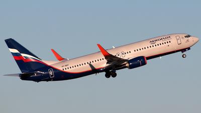 VP-BKF - Boeing 737-8MC - Aeroflot