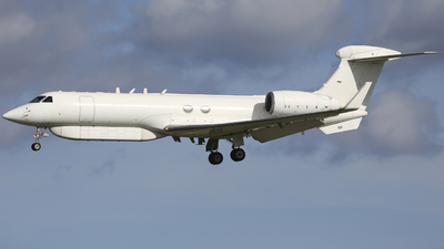 684 - Gulfstream G-V - Israel - Air Force