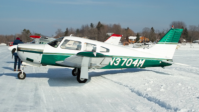 A picture of N3704M - Piper PA28R201 - [28R7837130] - © Jeremy D. Dando